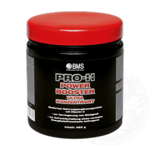 BMS - PRO-H Power Booster, 480g Dose