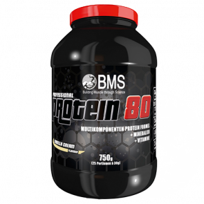 BMS - Professional Protein 80, 750g Dose