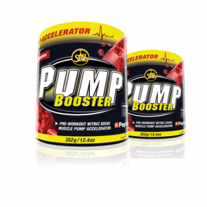 All Stars - Pump Booster, 352g Dose