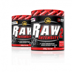 All Stars - Raw Intensity 2, 250g Dose