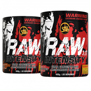 All Stars - Raw Intensity 3.17, 400g Dose