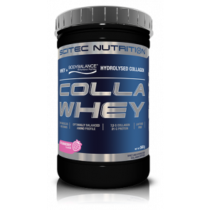 Scitec Nutrition - CollaWhey, 560g Dose
