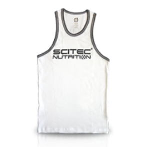 Scitec Nutrition - Tank Top - Whiteout