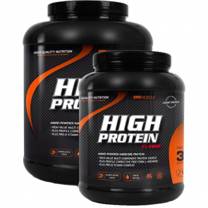 SRS - High Protein, 2500g Dose