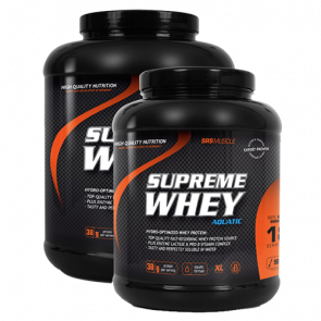 SRS - Supreme Whey, 900g Dose