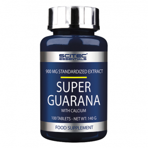 Scitec Nutrition - Super Guarana, 100 Tabletten