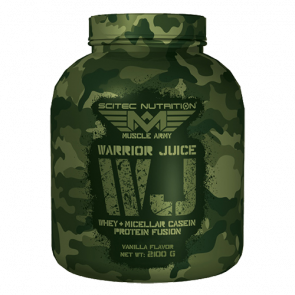 Scitec Nutrition - Muscle Army - Warrior Juice, 2100g