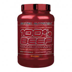 Scitec Nutrition - 100% Beef Concentrate*, 1000g Dose