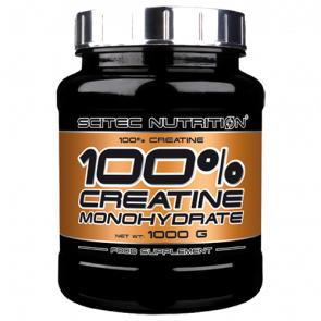 Scitec Nutrition - 100% Creatine, 1000g Dose