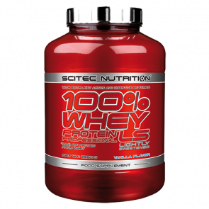 Scitec Nutrition - 100% Whey Protein Professional LS, 2350g Dose