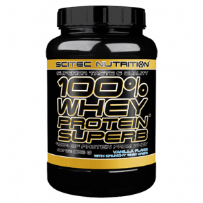 Scitec Nutrition - 100% Whey Protein* Superb, 900g Dose