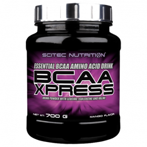 Scitec Nutrition - BCAA Xpress flavored, 700g Dose