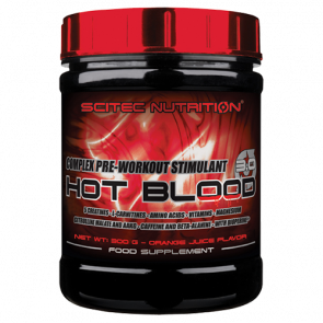 Scitec Nutrition - Hot Blood 3.0, 300g Dose
