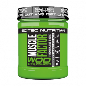 Scitec Nutrition - Wod Crusher - Muscle Factor, 150 Kapseln