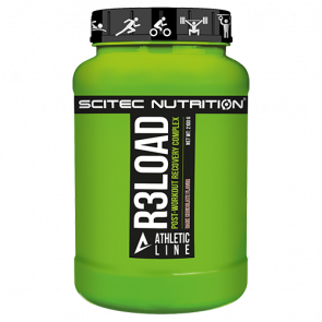 Scitec Nutrition - Athletic Line - R3load, 2100g Dose