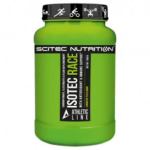 Scitec Nutrition - Athletic Line - Isotec Race 1800g Dose