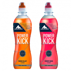 Multipower - Power Kick, 12x500ml Flaschen