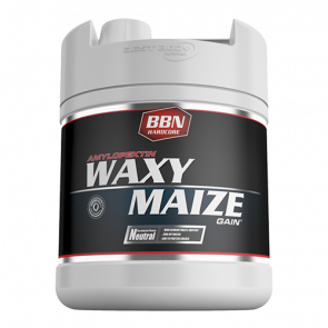 BBN Hardcore - Amylopektin Waxy Maize, 2000g Dose - Neutral