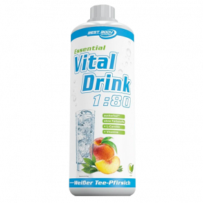 Best Body Nutrition - Essential VitalDrink, 1000ml Konzentrat