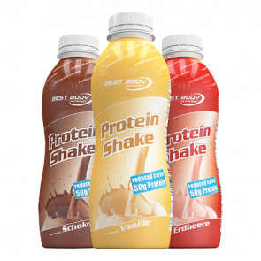 Best Body Nutrition - Protein Shake, 12x500ml Flaschen