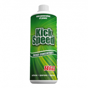 Best Body Nutrition - Kick Speed Energy Concentrate, 1000ml Flasche