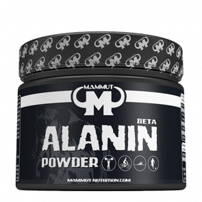 Mammut - Beta Alanin Powder, 300g Dose