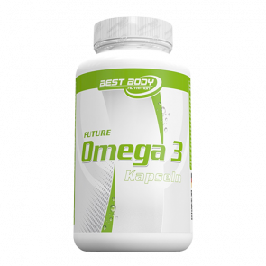 Best Body Nutrition - Future Omega 3, 150 Kapseln