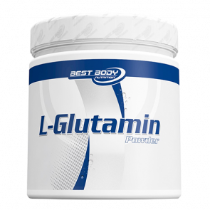 Best Body Nutrition - L-Glutamin Pulver, 250g Dose