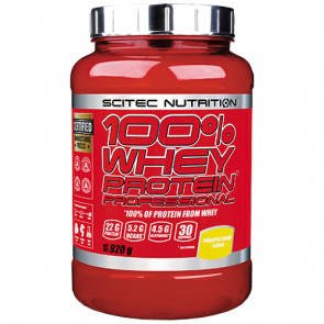 Scitec Nutrition - 100% Whey Protein Professional, 920g Dose, SUMMER EDITION