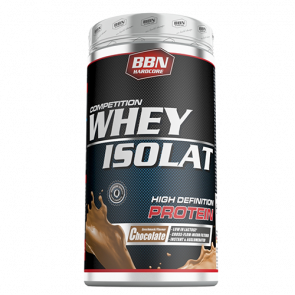 BBN Hardcore - Competition Whey Isolat, 500g Dose