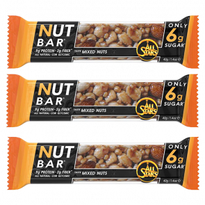 All Stars - Nut Bar, 40g Riegel