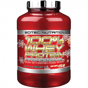 Scitec Nutrition - 100% Whey Protein Professional, 2350g Dose, Special Edition