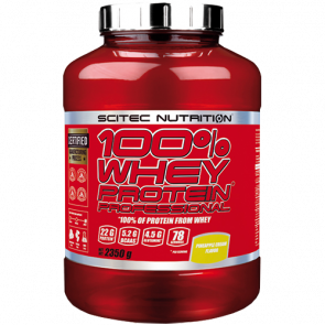 Scitec Nutrition - 100% Whey Protein Professional, 2350g Dose, SUMMER EDITION