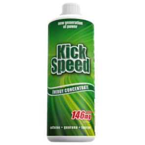 Best Body Nutrition - Kick Speed Liquid, 1000ml Flasche