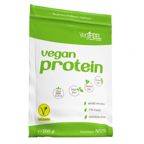 Best Body Nutrition - VegiFEEL - Vegan Protein, 500g Beutel