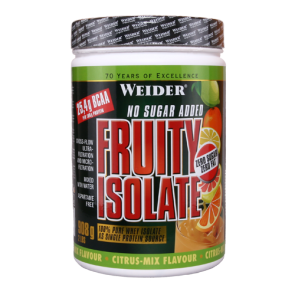 Weider - Fruit Isolate, 908g Dose